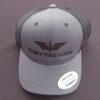 trucker_hat_mesh_greyandblack_black_letters